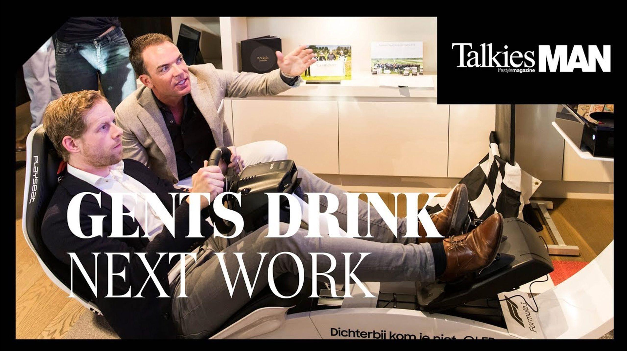 Aftermovie Talkies Gents Drink 2019