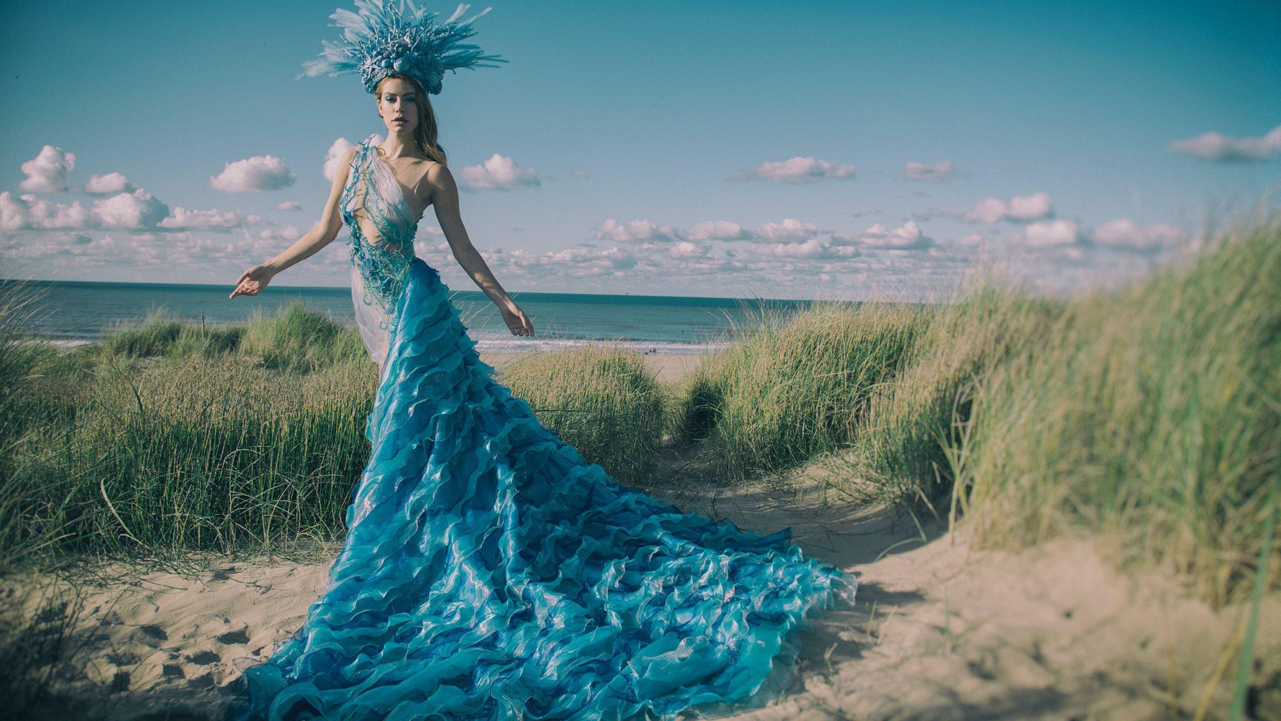 Miss NL - Sharon Pieksma - National Costume - Foto William Setiawan