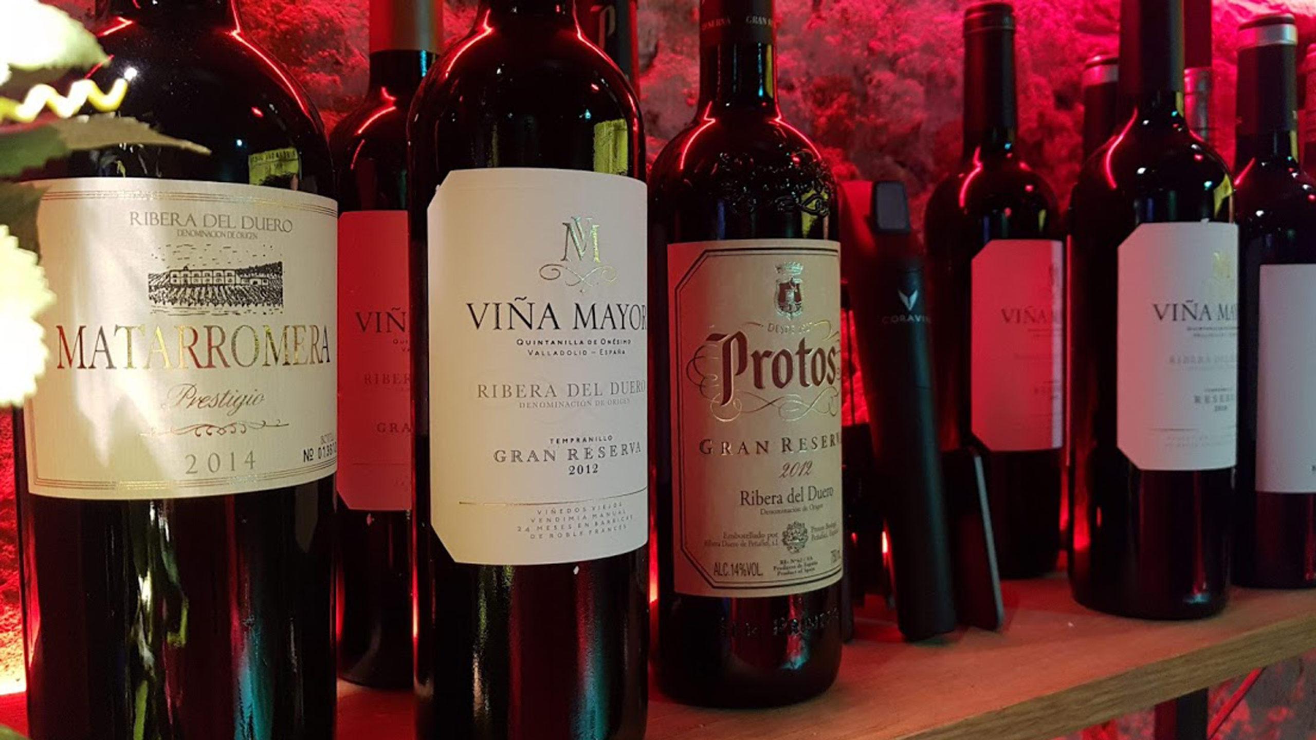 vrijdagmiddagtip wijntjes drinken bij pop-up wijnbar ribera del duero