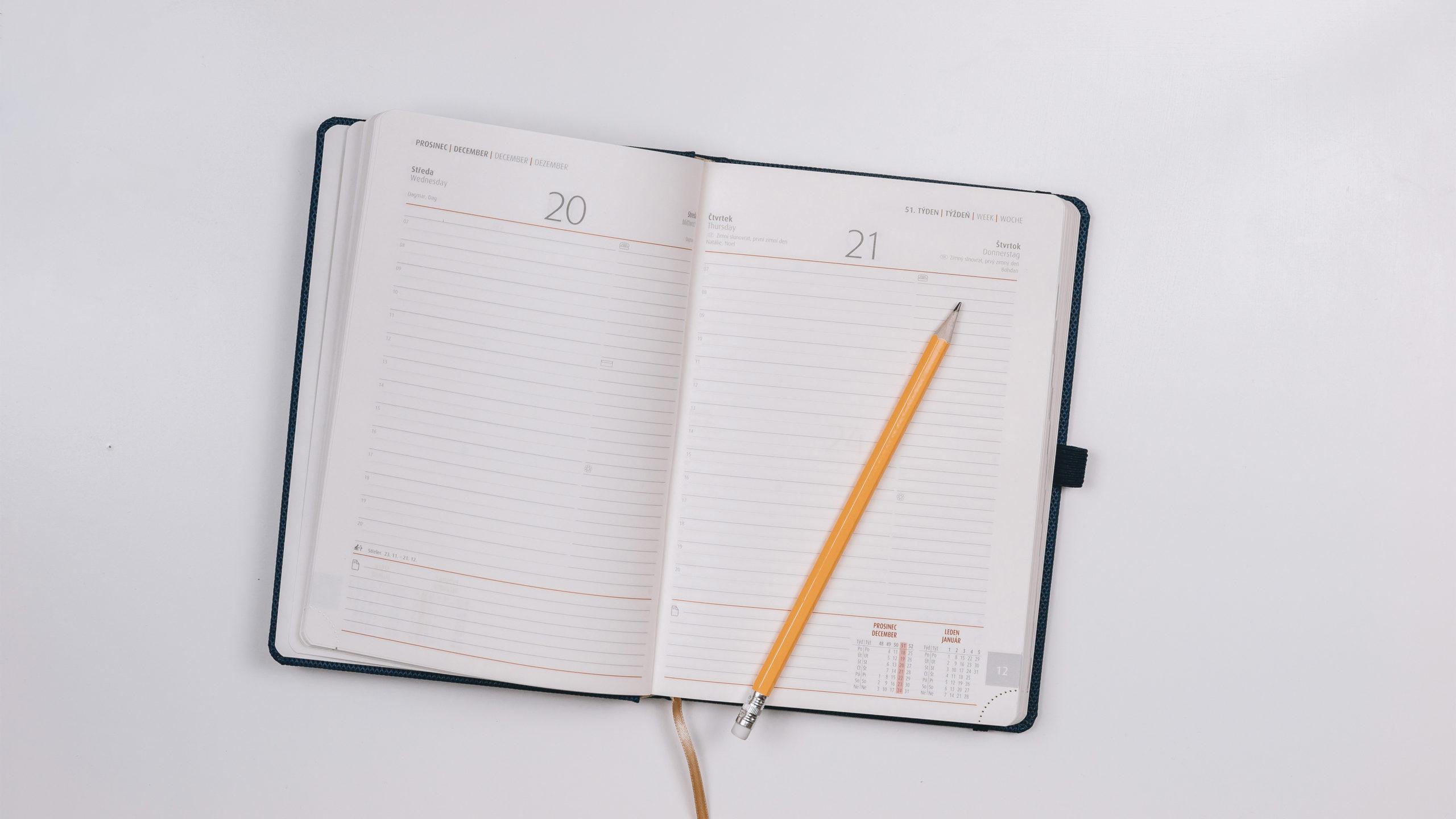 Hoe je jouw agenda de baas wordt