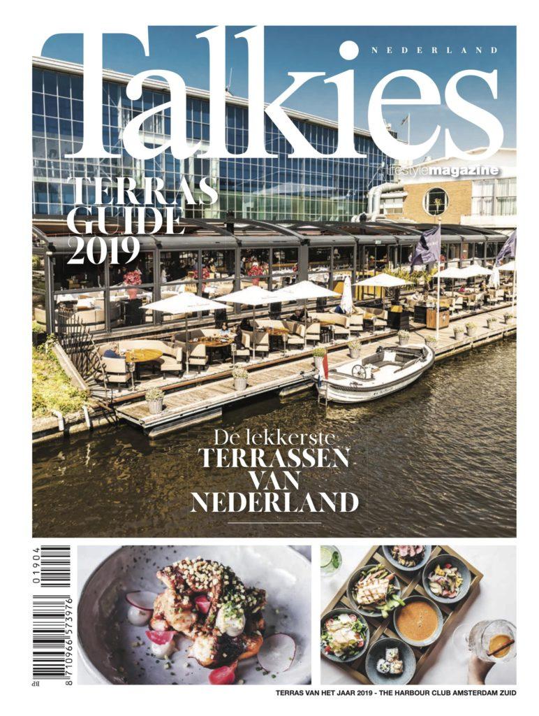 Talkies Terras Guide 2019