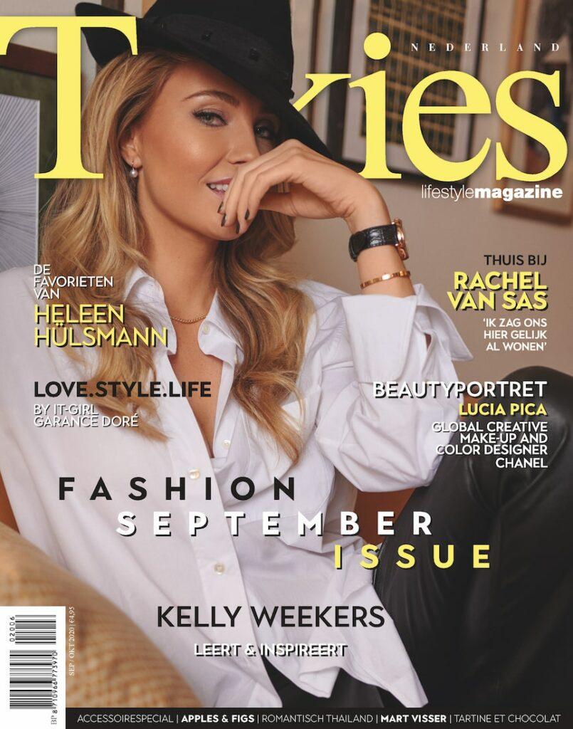 Talkies Magazine Cover No.6